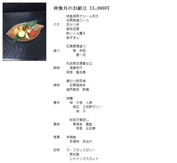 香水 京橋15000