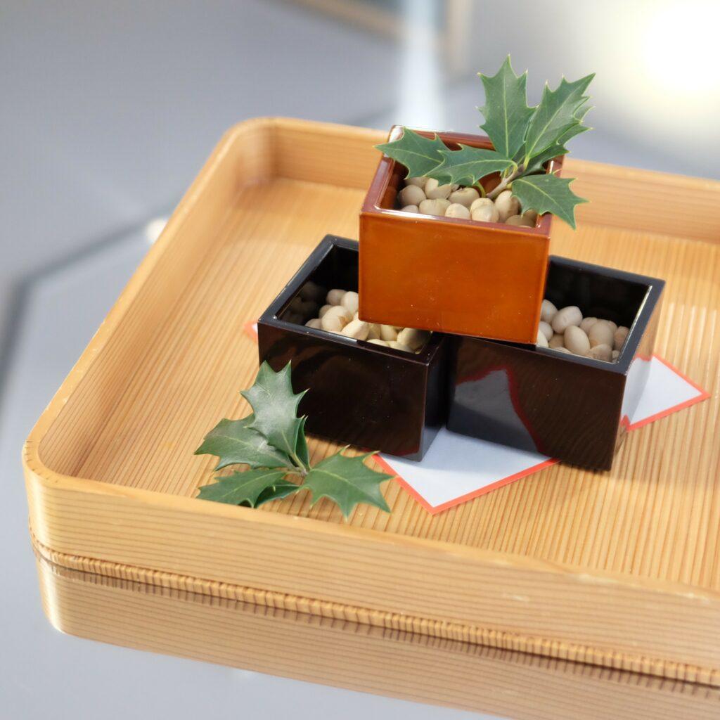 香水亭,節分,福豆,豆まき,東京