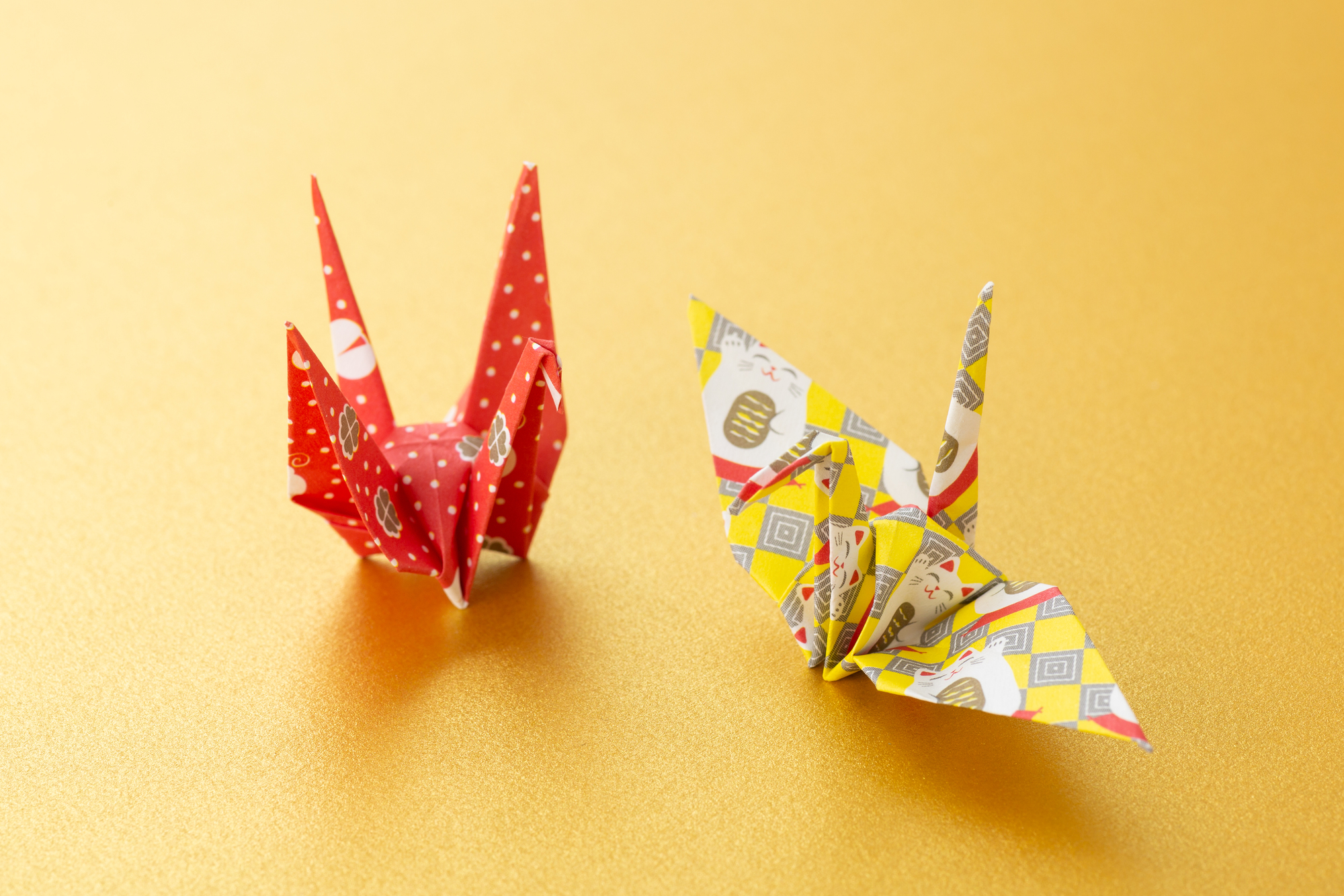 折り鶴の起源
