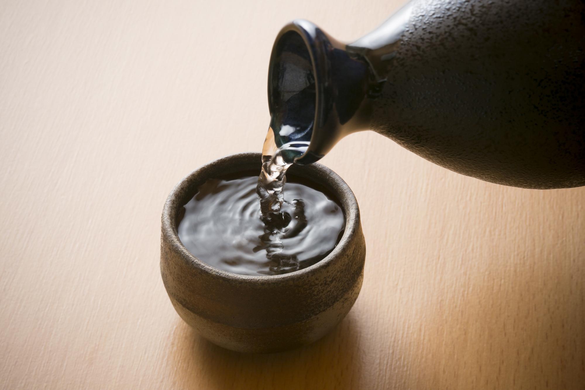 日本酒、新政について