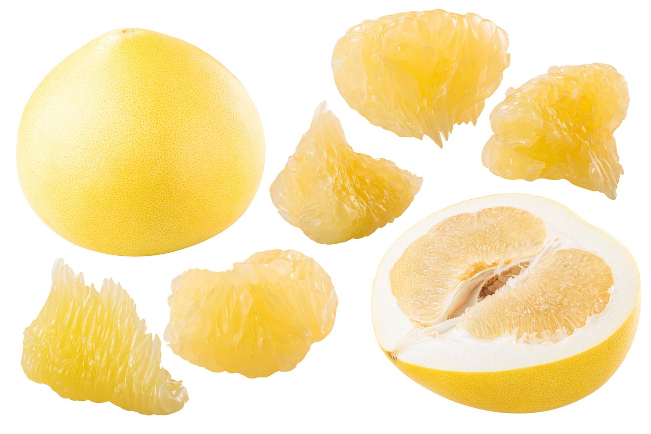 晩白柚の栄養価