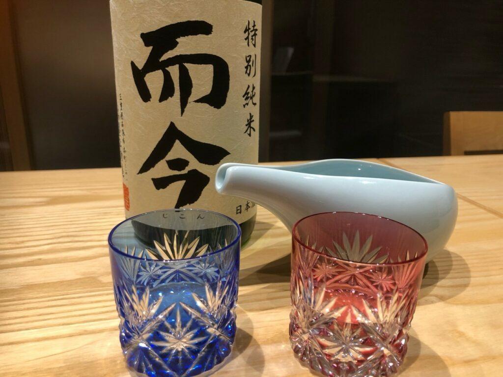 香水亭,六本木本店,日本酒,マリアージュ,東京,個室
