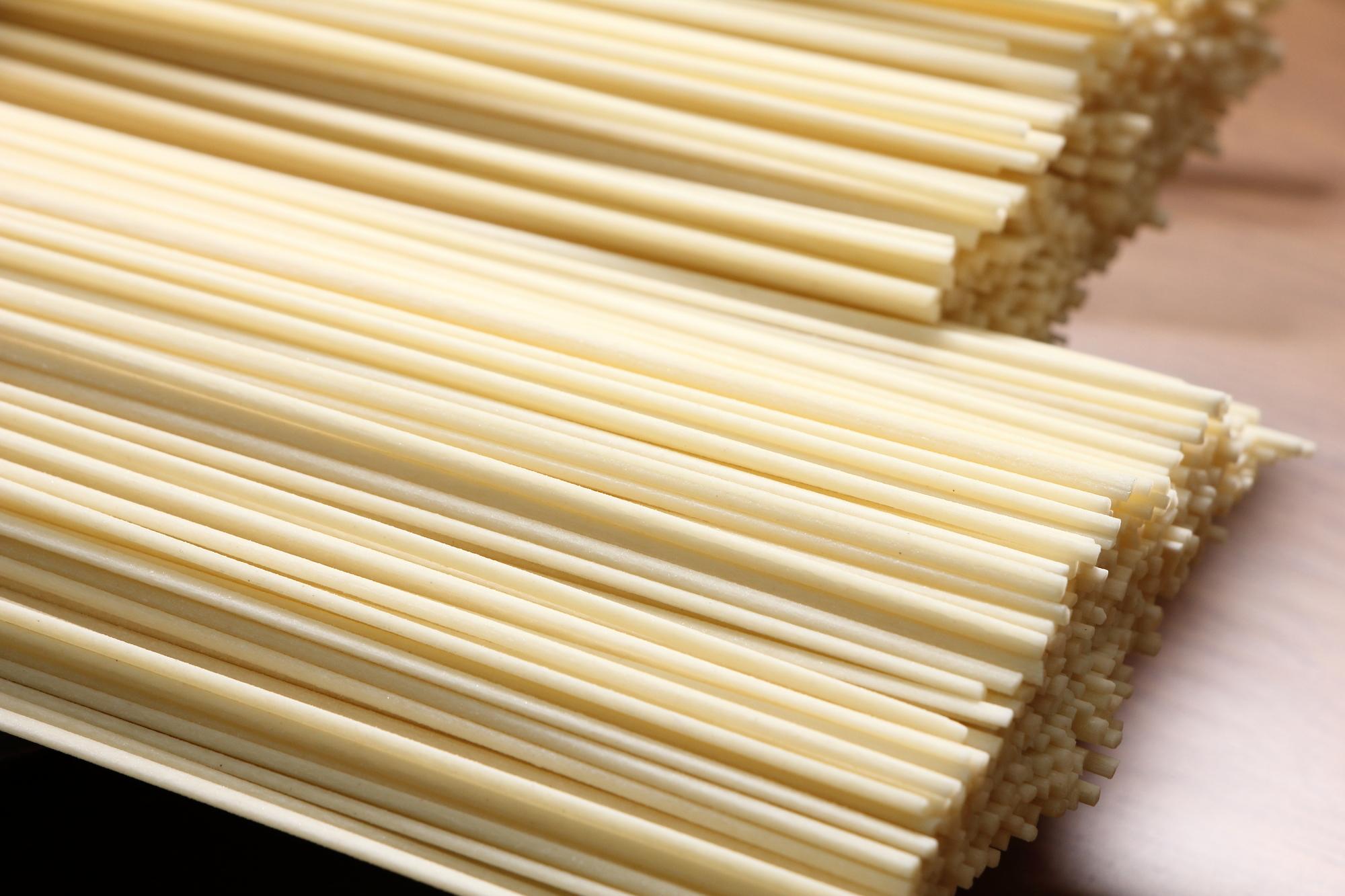 素麺と冷麦の歴史