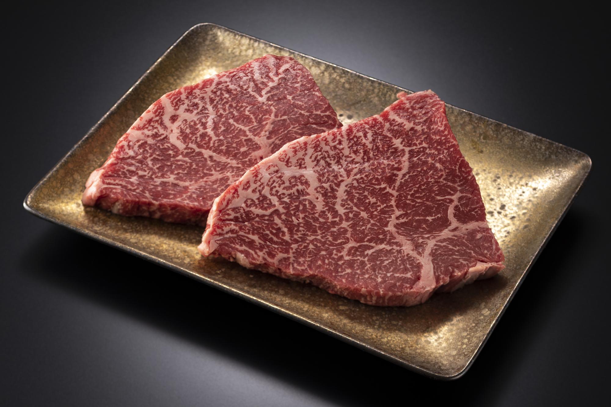 ステーキ用赤身肉