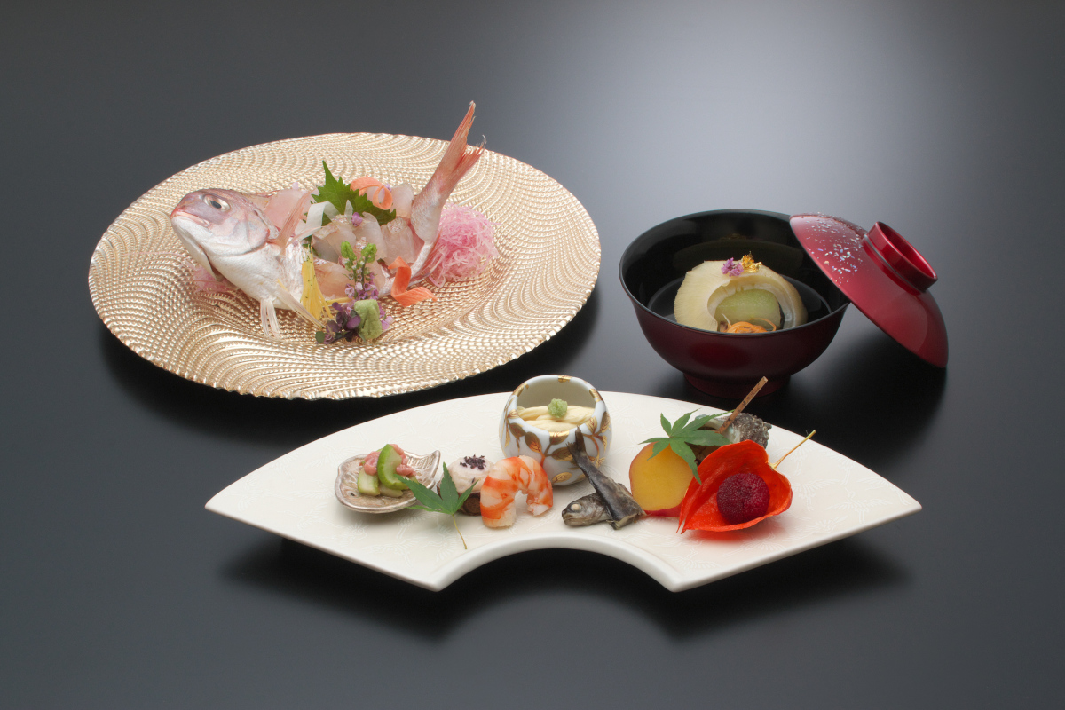香水亭,お祝い,会席料理,顔合わせ,お食い初め,還暦,東京
